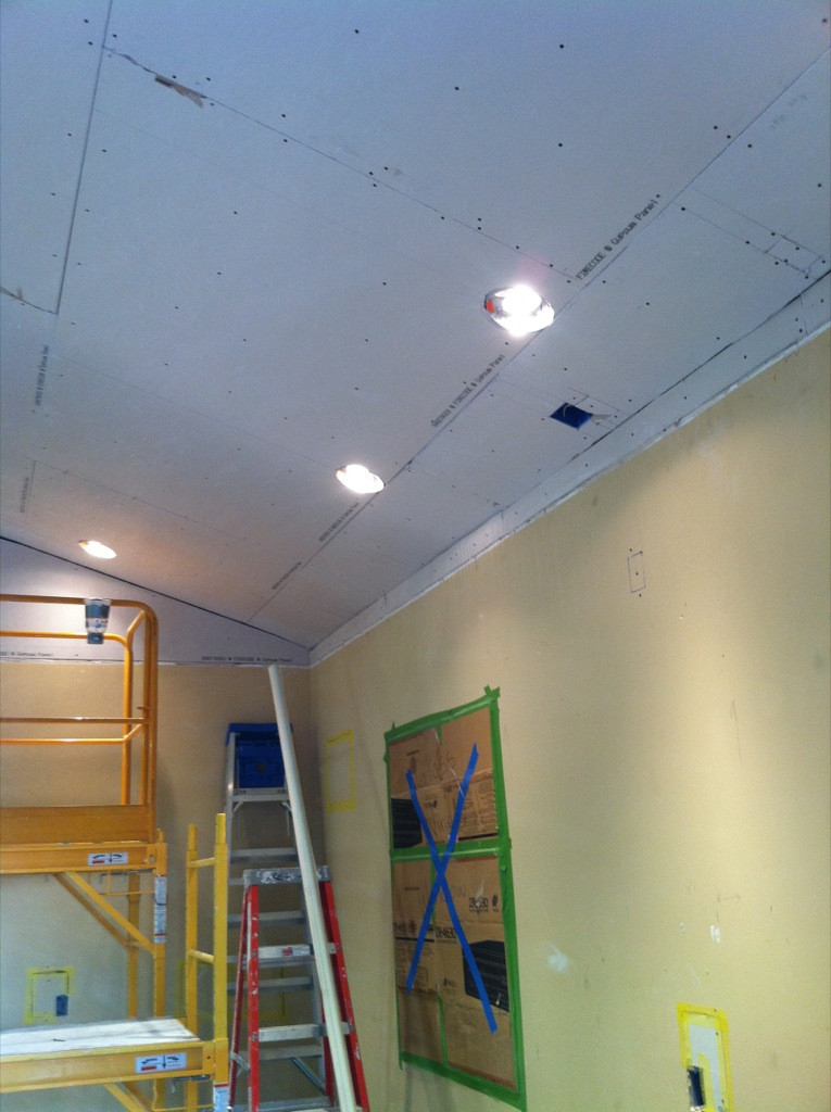 Drywall texturing california quality services